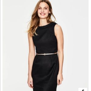 Boden Martha LBD knit sheath dress